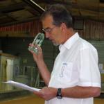 Robert PASCAL fondateur du challenge